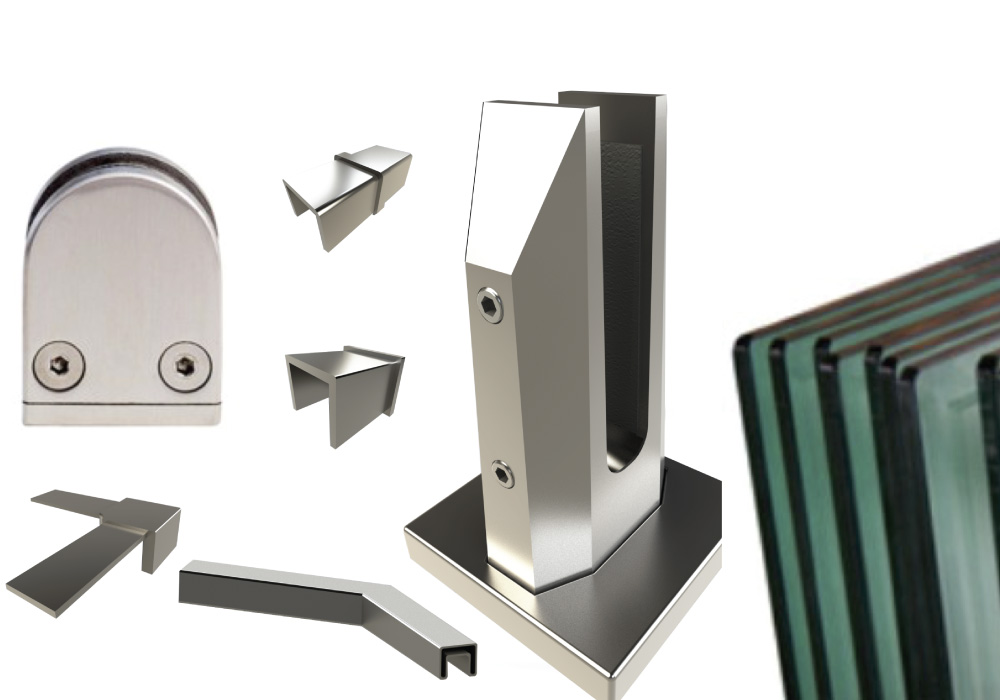 Glass Holders And Fittings Store