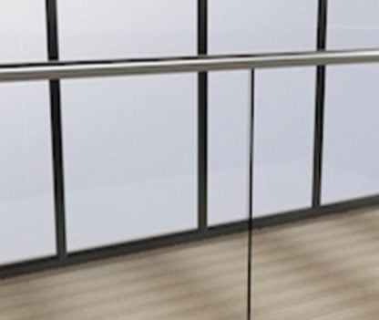 a modern glass balcony solution feature image