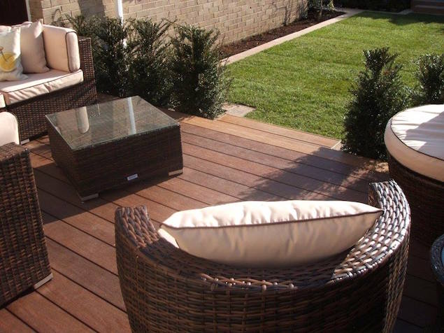 Composite Decking and Artificial Turf