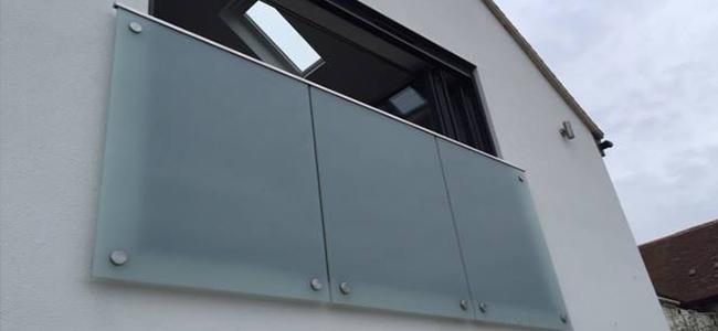 bespoke Juliet balcony