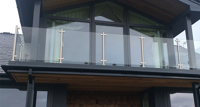 modern balustrade design