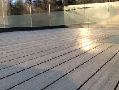 Casde Study Rooftop Deck