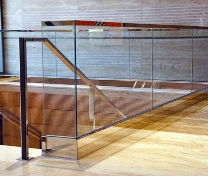 frameless steel