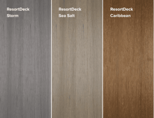 ORDER YOUR COMPOSITE DECK SAMPLES