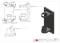 Balustrade-Post-Component-WMB-D42-4A