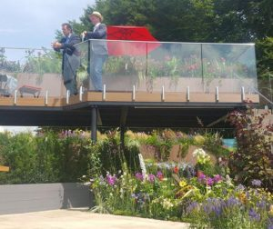 RHS Tatton BBC
