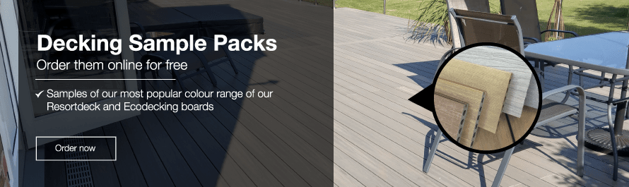 Decking Sample Packs
