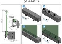 Fitting Instruction - Model 6011