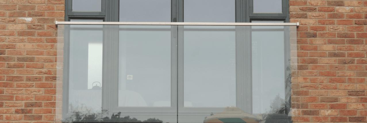 Frameless Elite Vista Juliet Balcony Range